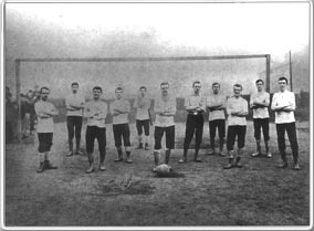1886 Squad Photo