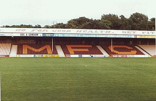 East Stand - MFC Seating