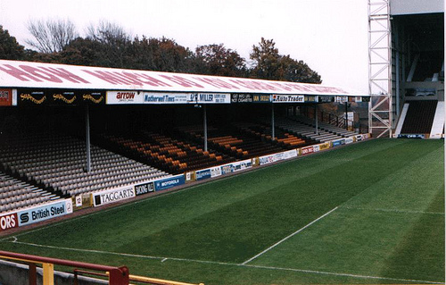 East Stand Health
