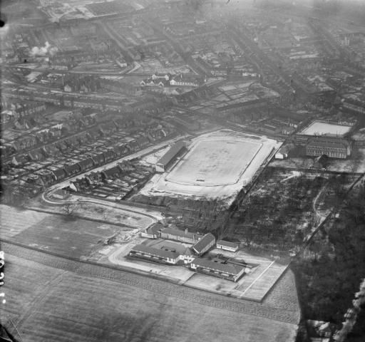 Fir Park - 4th December 1928