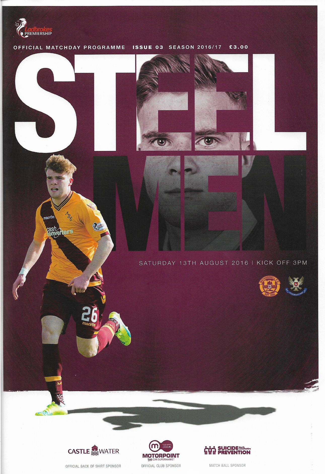 2016/17 Programme Cover