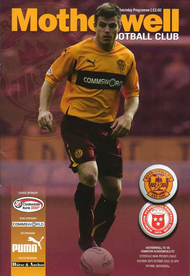 2010/11 Season Programme