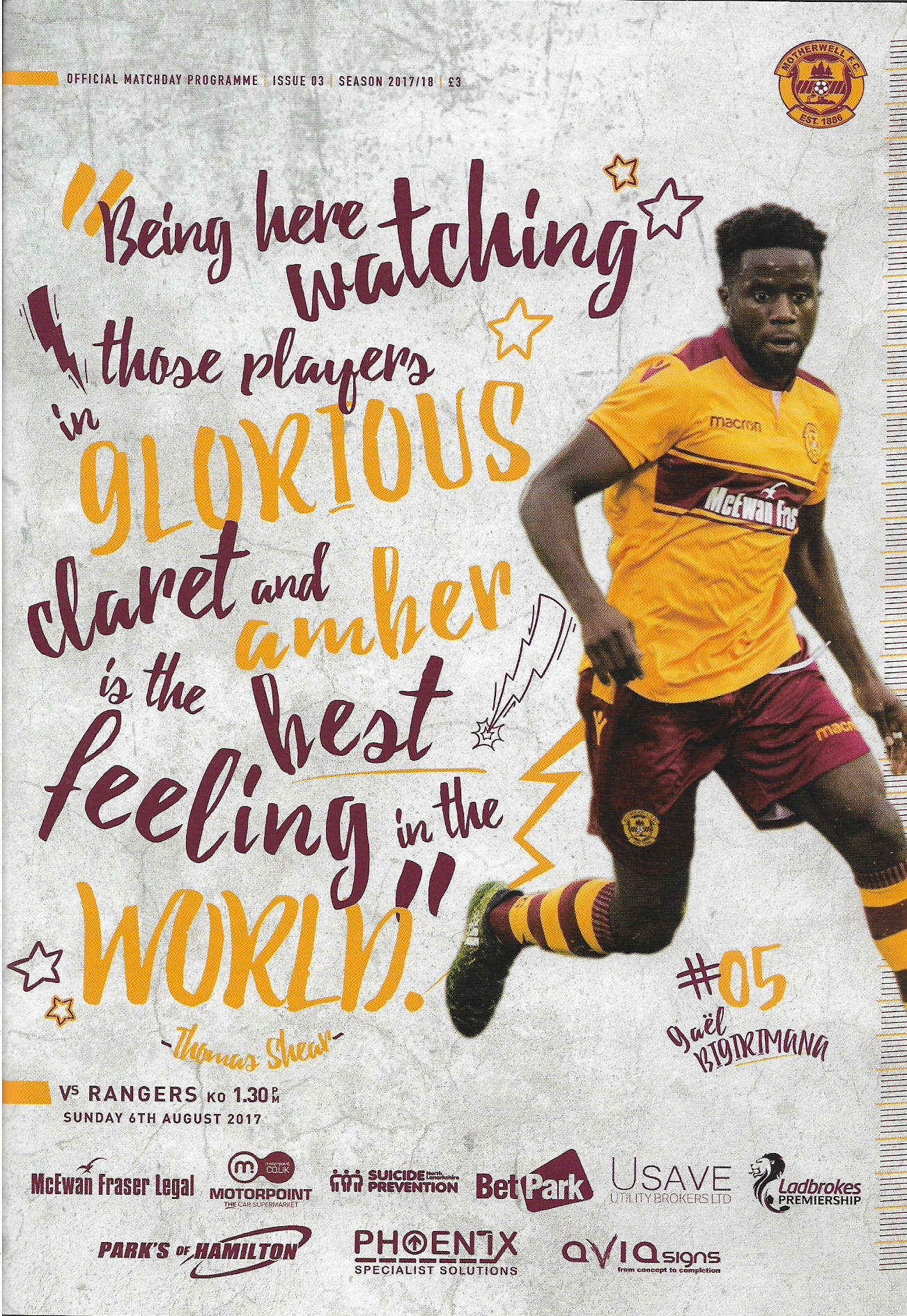 2017/18 Programme Cover