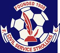 Civil Service Strollers Crest