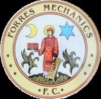 Forres Mechanics Crest