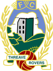 Threave Rovers Crest