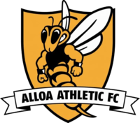 Alloa Athletic Crest