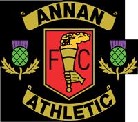 Annan Athletic Crest