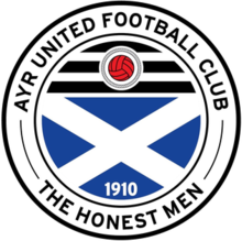 Ayr United Crest