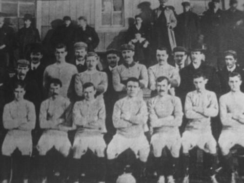 1895/96 Squad Photo