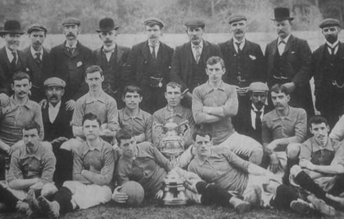 1900/01 Squad Photo