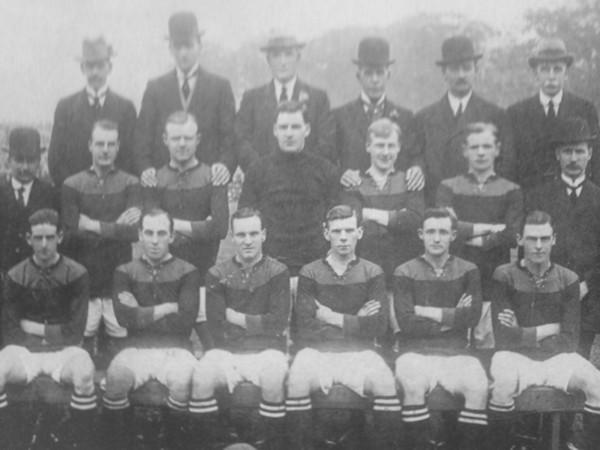1920/21 Squad Photo