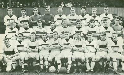 1961/62 Squad Photo