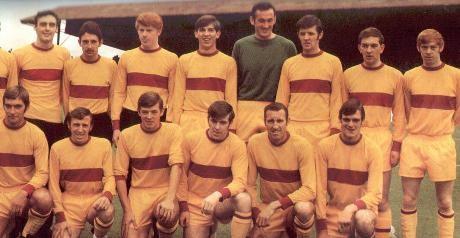 1969/70 Squad Photo