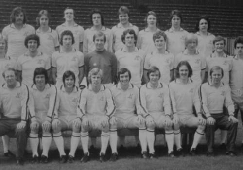 1976/77 Squad Photo