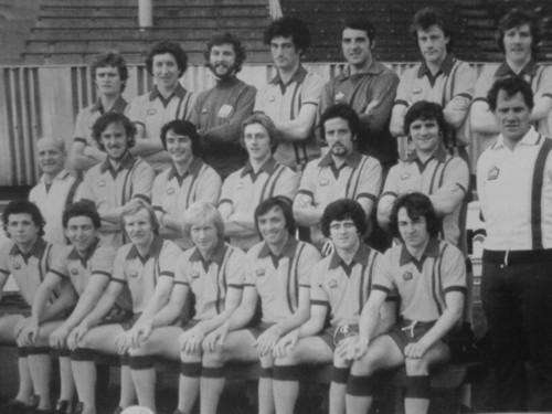 1978/79 Squad Photo