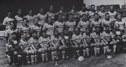 1989/90 Squad Photo