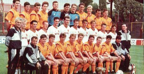 1990/91 Squad Photo