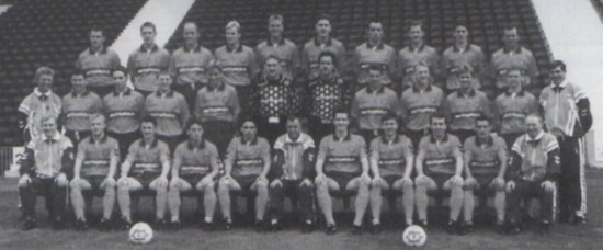 1993/94 Squad Photo