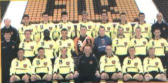 1997/98 Squad Photo