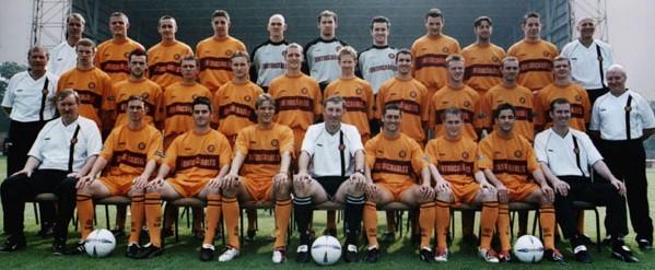 2002/03 Squad Photo