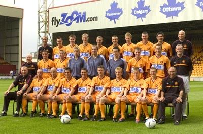 2004/05 Squad Photo