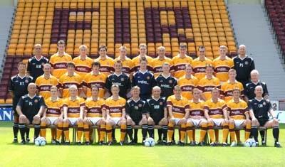 2006/07 Squad Photo