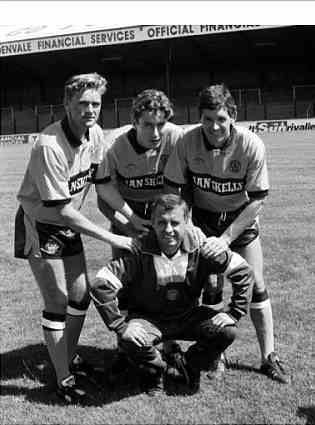 1989/90 New Signings