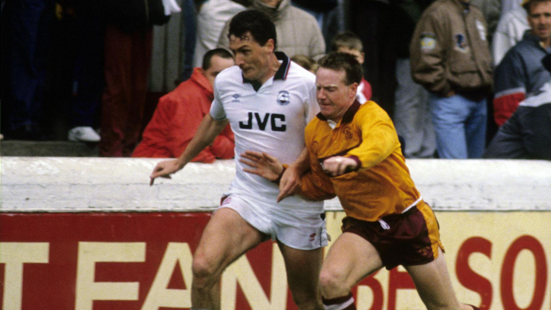 Colin O'Neill versus Aberdeen