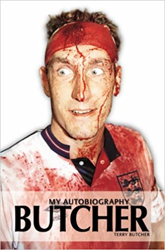 Terry Butcher Autobiography