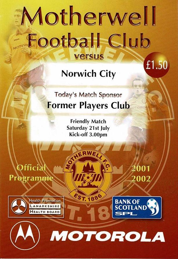 versus Norwich City